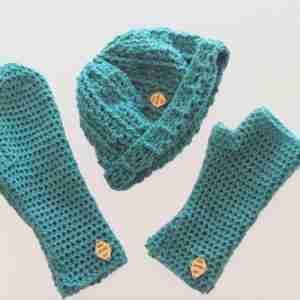 EasyFit Set Crochet Pattern