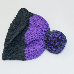 Be Smart Beanie Crochet Pattern