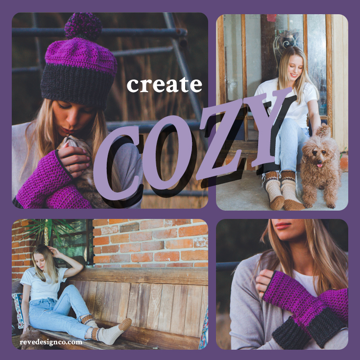 Create Cozy Crochet Patterns