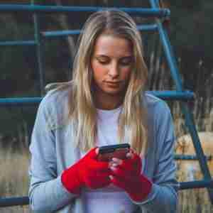 EasyFit Fingertip Gloves Crochet Pattern