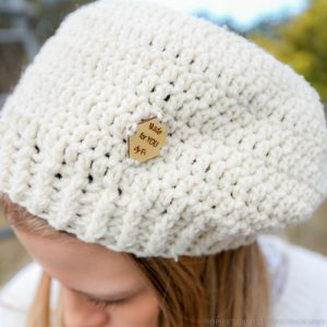 Valley Beanie Crochet Pattern