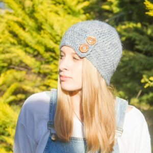 One Tree Beanie Crochet Pattern