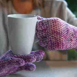 EasyFit Lite Gloves Crochet Pattern