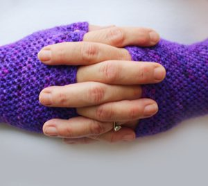 EasyFit Lite Gloves Crochet Pattern (Mitts Upgrade)