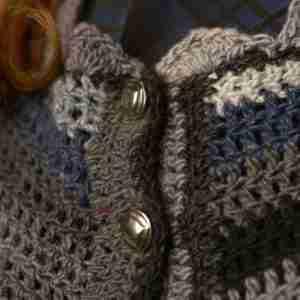 Danube Cape Crochet Pattern