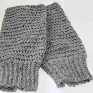 Valley Legwarmers Crochet Pattern