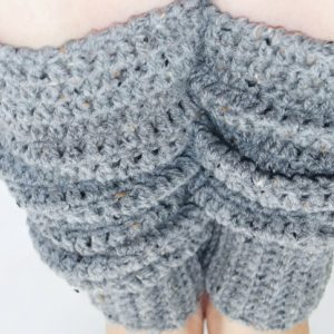 Valley Legwarmers Crochet Pattern