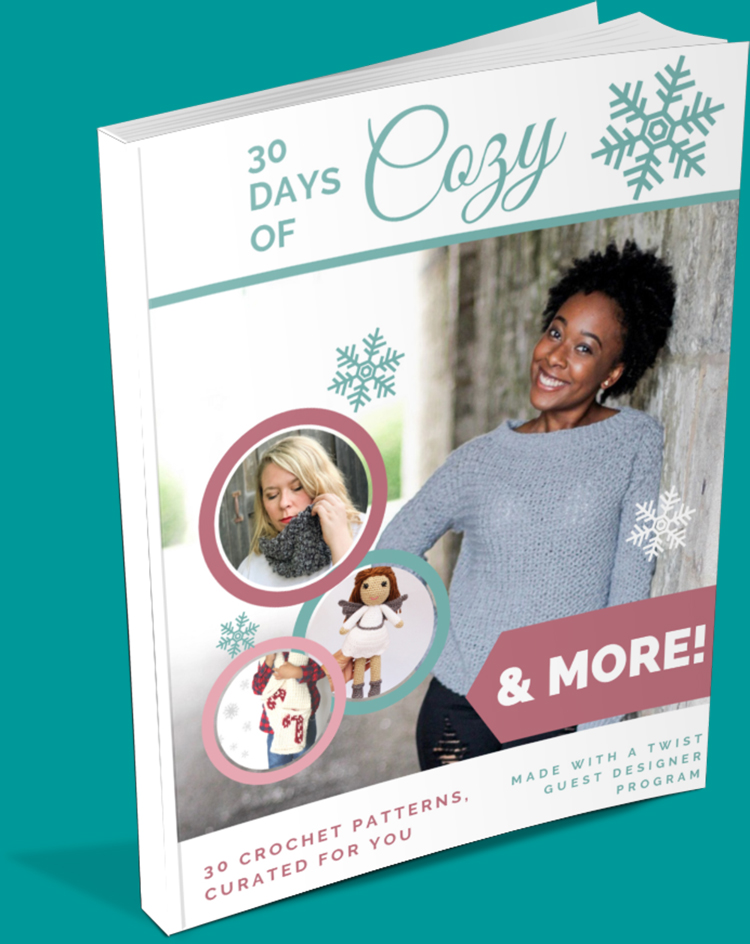 30 Days of Cozy 2019 - Paperback Image of bundle